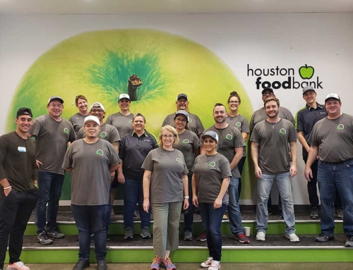 Odyssey Engineering Group – Pays It Forward at Houston Food Bank!