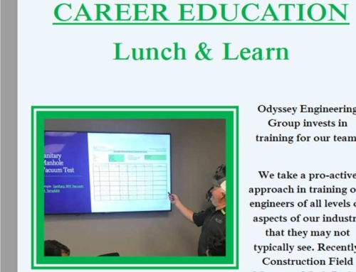 Career Education- Lunch & Learn